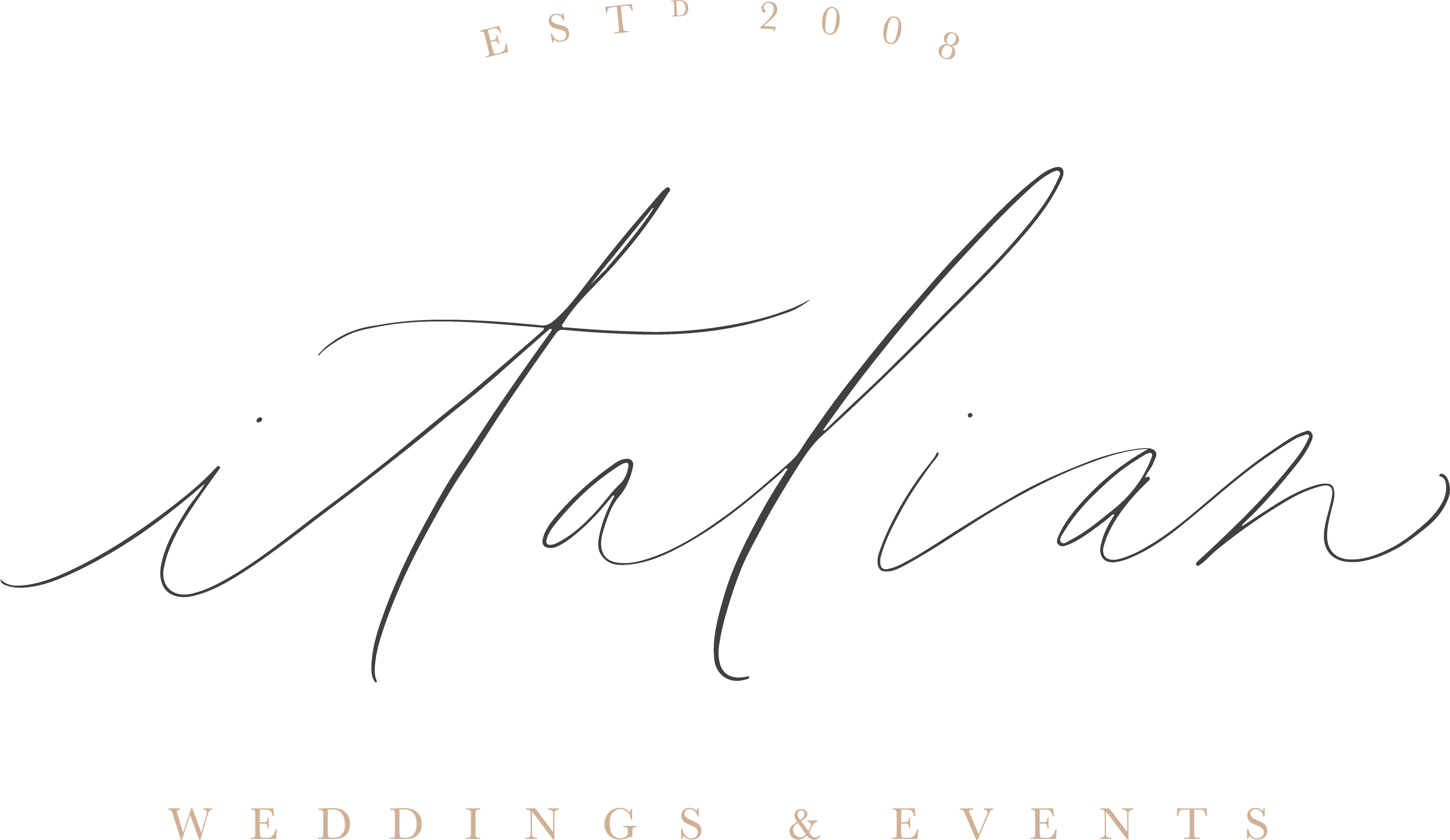 Italian Weddings and Events Logo