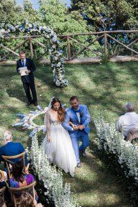 Luxury russian wedding in Villa Cimbrone-Ravello-italian weddings and events