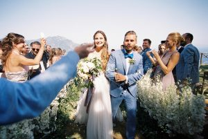 Luxury russian wedding in Villa Cimbrone-Ravello-italian weddings and events 2