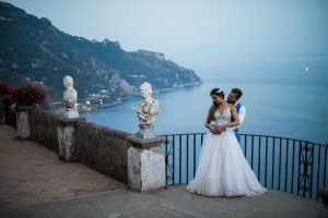 Luxury russian wedding in Villa Cimbrone-Ravello-italian weddings and events 24