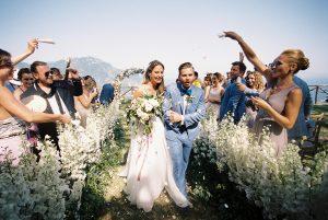 Luxury russian wedding in Villa Cimbrone-Ravello-italian weddings and events 3