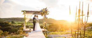 Luxury wedding in sicily by Italian weddings and events-Dimora delle Balze-ceremony