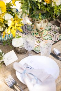 Sicilian inspired table escape-luxuryweddinginsicily