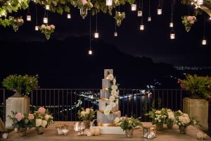 Wedding cake-by italian weddings and events-ravello Villa Eva