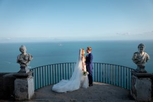 Wedding in Ravello Villa Cimbrone 2