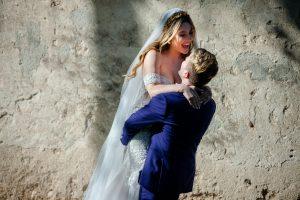 Wedding in Ravello Villa Cimbrone-Laura&Nima