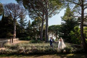 around villa cimbrone garden-wedding ravello